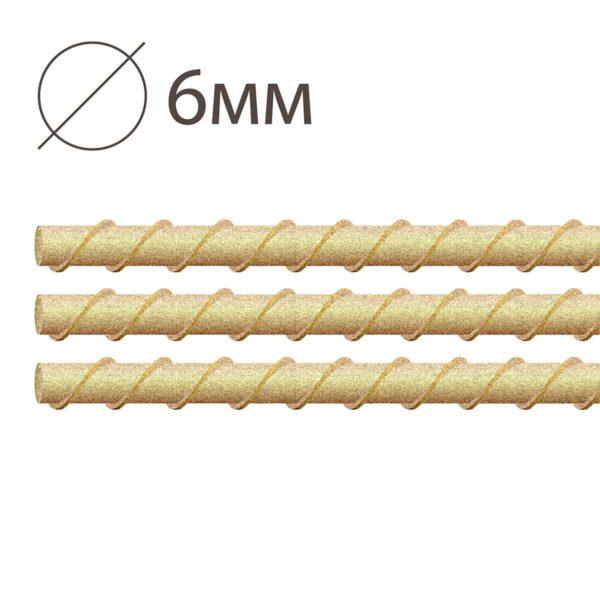 Композитная арматура с песком PRO+ 12 мм