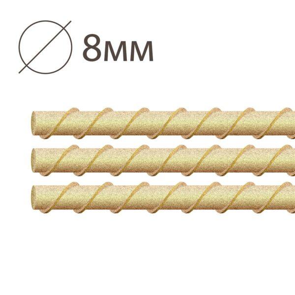 Композитна арматура з піском PRO+ 12 мм